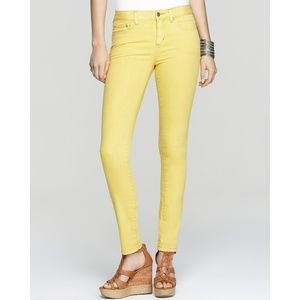 Free People Millenium High Rise Skinny Jean